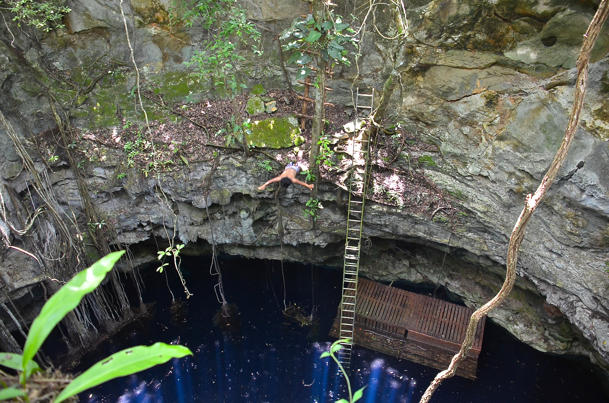 The Best Swimming Holes In Mexico S Yucatan Peninsula Reefs To Rockies