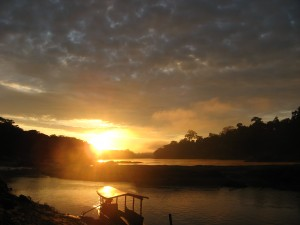 Peru Amazon sunrise eco tour