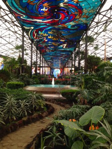 Cosmovitral Toluca Mexico guided tour