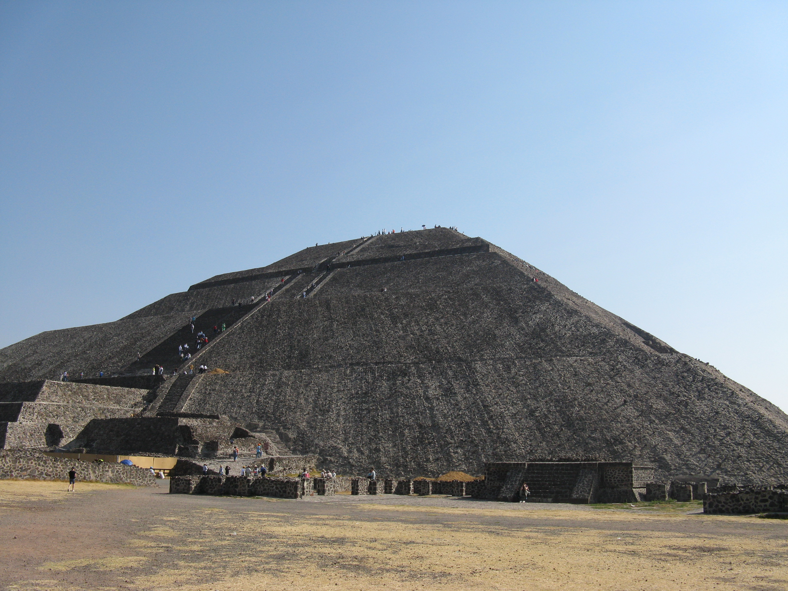 Temple of the Sun Pyramid